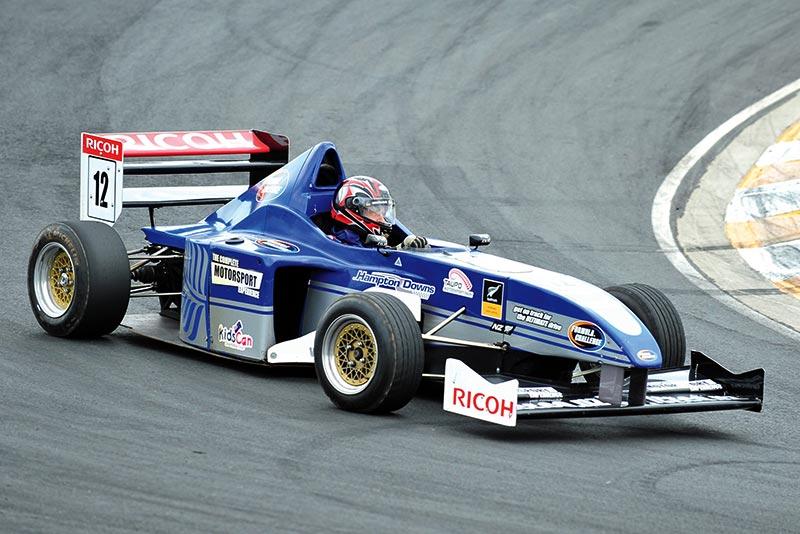 2 Formula Challenge