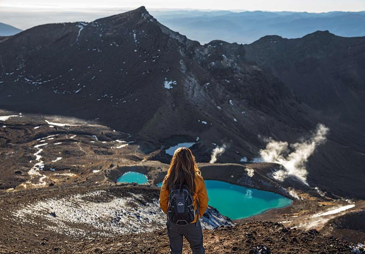 5 Tongariro Crossing